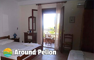 Ammos Rooms - Mikro Pelion