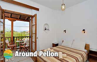 Katia House Apartments - Kalamos Pelion