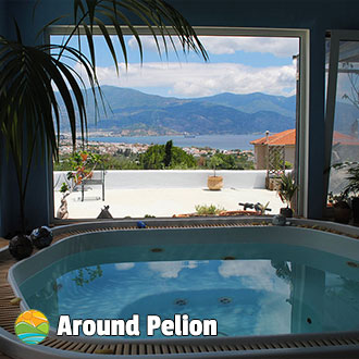 Spa and Sauna Villa - Alykes Pelion