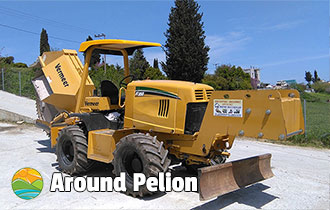 Vasiliadis Construction - Pelion